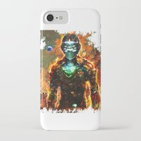 dead space iPhone & iPod Cases featuring dead space by ururuty