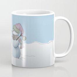 Winter is coming Coffee Mug