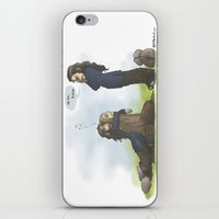 kili iPhone & iPod Skins featuring Kili please... by AlyTheKitten