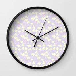 Japanese Pattern 13 Wall Clock