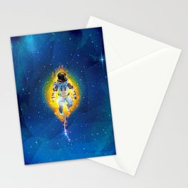 Lost Astronaut Stationery Cards