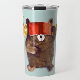 No Care Bear - My Sleepy Pet Travel Mug