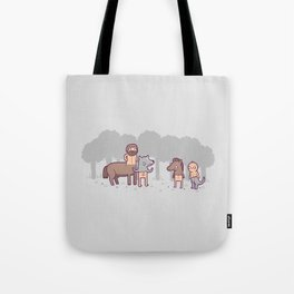 Special friends Tote Bag