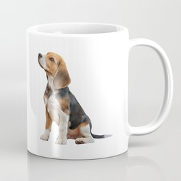 Drawing puppy Beagle Coffee Mug