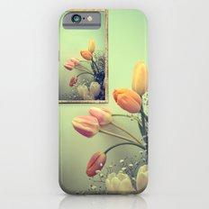 Tulips Tulips -- Spring Botanical Still Life iPhone 6s Slim Case