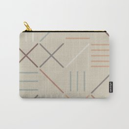 Geometric Shapes 05 Carry-All Pouch