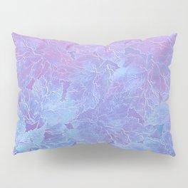 Frozen Leaves 3 Pillow Sham
