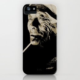 Juxtapose XV iPhone Case