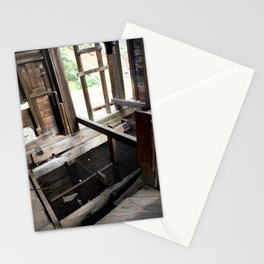 Exploring the Longfellow Min of the Gold Rush - A Series, No. 6 of 9 Stationery Cards