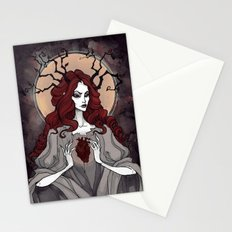 Sins Won't Be Forgiven Stationery Cards