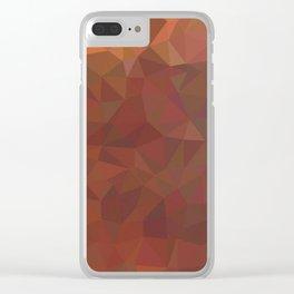 festive autumn Clear iPhone Case
