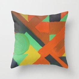 Configuration Throw Pillow