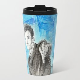Doctor Who: The 10th Doctor Travel Mug