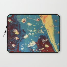 Galactic Rose Laptop Sleeve
