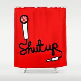 testing testing 1 2 Shower Curtain