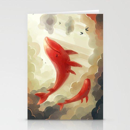 Deep Sky Stationery Cards