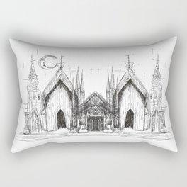 Someplace Magical Rectangular Pillow