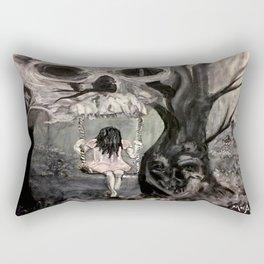 Swing Mare Rectangular Pillow