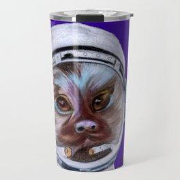 Monkey (Pygmy Marmoset) in the Space Travel Mug