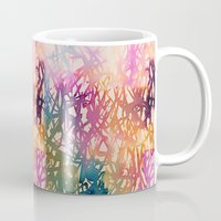 sparkle Mugs featuring Sparkle by zeze