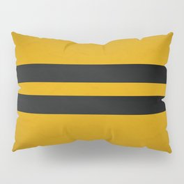 yellow and black Pillow Sham