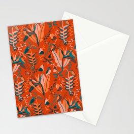 Sunset Jungle Stationery Cards