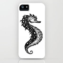 Hippocampus, little fella iPhone Case