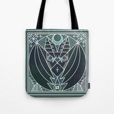 Bat from Transylvania Tote Bag