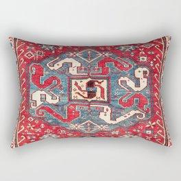 Chondzoresk Karabagh South Caucasus Rug Print Rectangular Pillow
