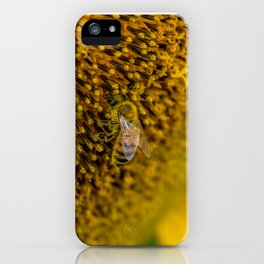 BzzzZzzzZzzz iPhone Case