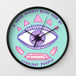ward Wall Clock