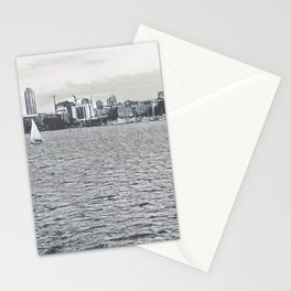 Seattle Three Stationery Cards