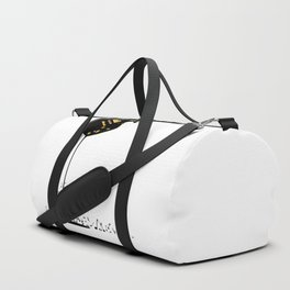 Flowing Music Duffle Bag