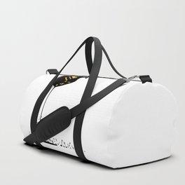 Flowing Music Duffle Bag