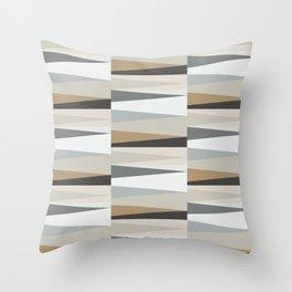 Scandinavian Geometry Pattern grey #Homedecor Throw Pillow