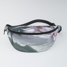 The Storm is Passing Fanny Pack