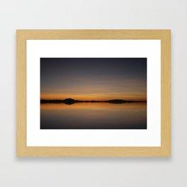 Salar De Uyuni 7 Framed Art Print