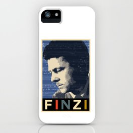 Gerald Finzi iPhone Case