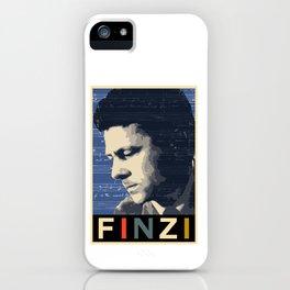 Gerald Finzi iPhone Case