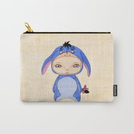 A Boy - Eeyore Carry-All Pouch