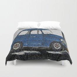 Cuba Car Duvet Cover