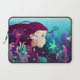 Underwater life Laptop Sleeve