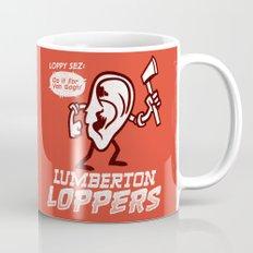 Lumberton Loppers Mug