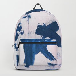 Charcoal Pink Backpack
