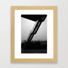 Art Museum Steven Holl Architect Framed Art Print