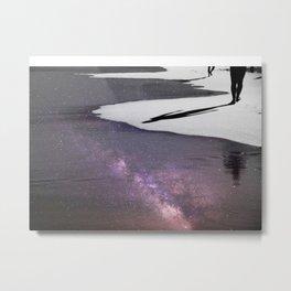 Cosmic Ocean Metal Print
