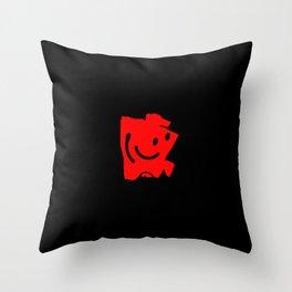 shna Throw Pillow
