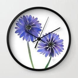 Gerber Daisy Wall Clock