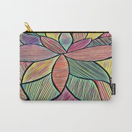 Blossoming Thoughts Carry-All Pouch