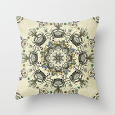 000001 Throw Pillow